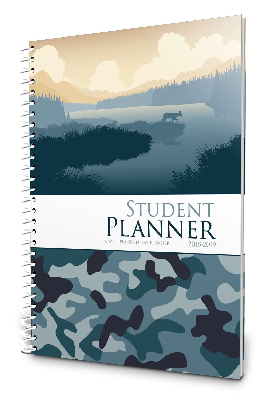 Student Planner Boy