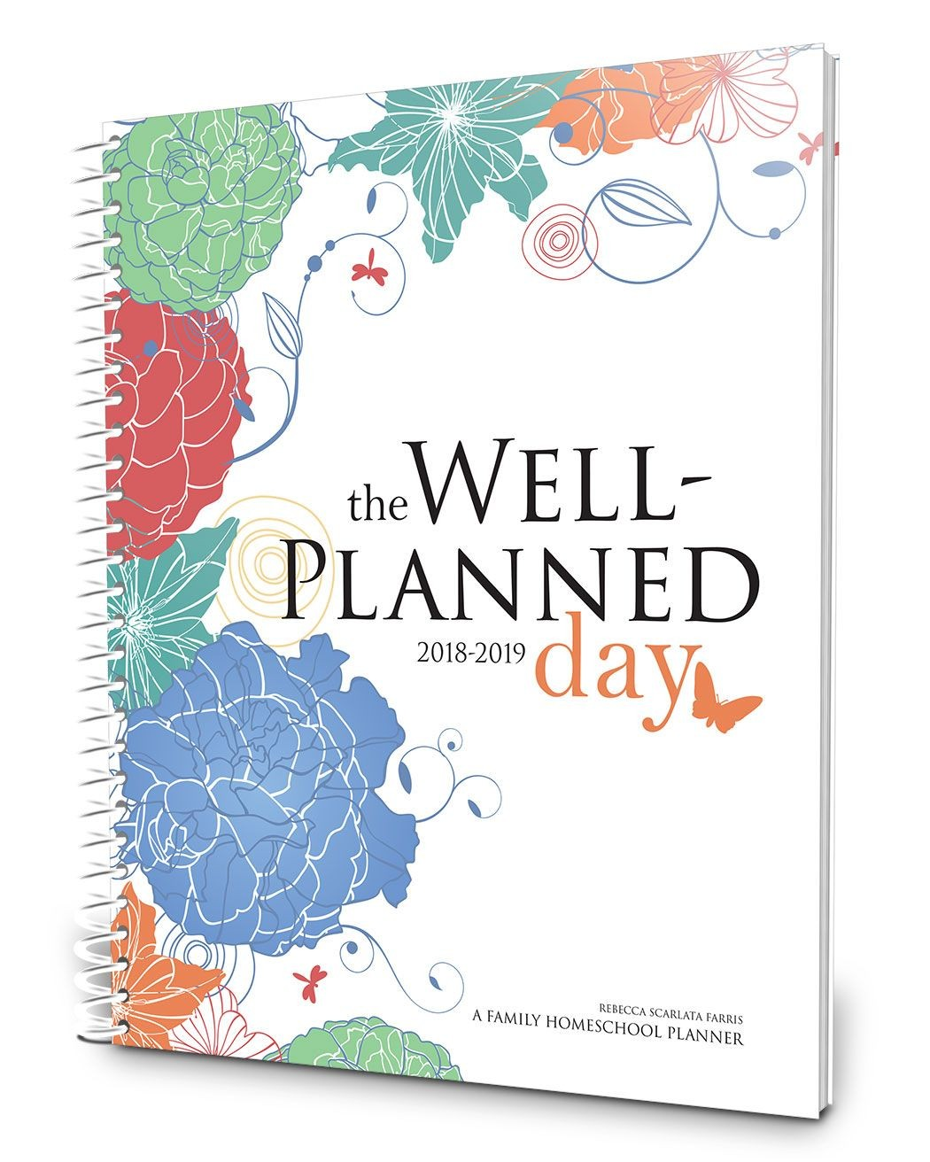 2018-2019 Homeschool Planner