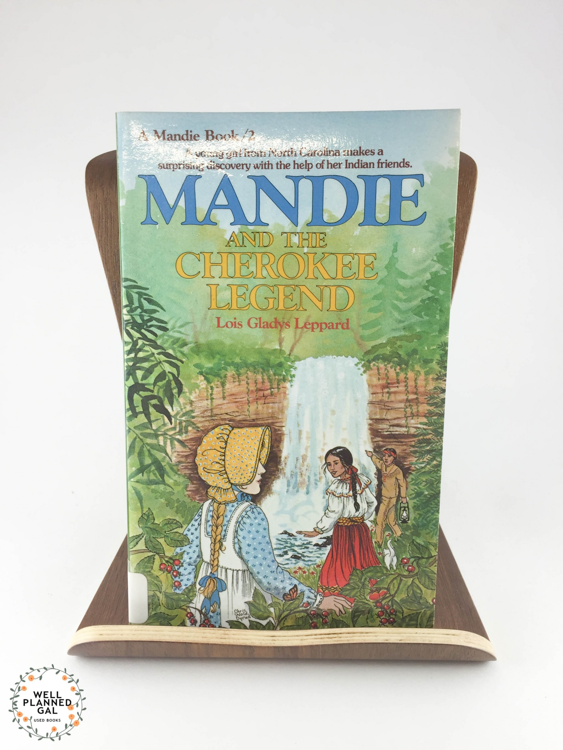 Mandie : and the Cherokee Legend