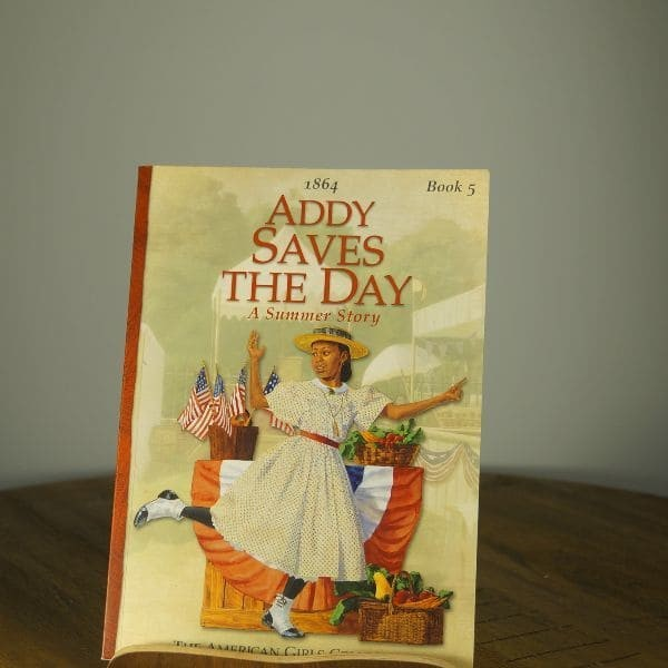 Addy Saves The Day (American Girl Collection)