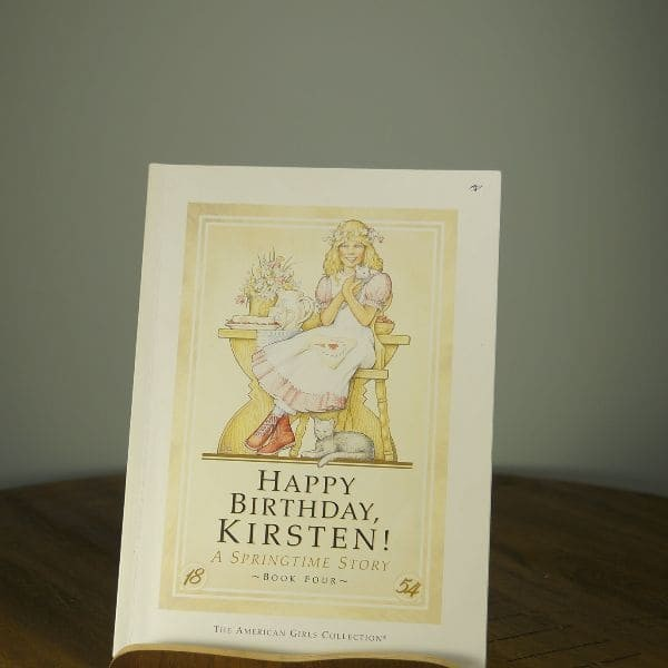 Happy Birthday, Kirsten! (American Girl Collection)