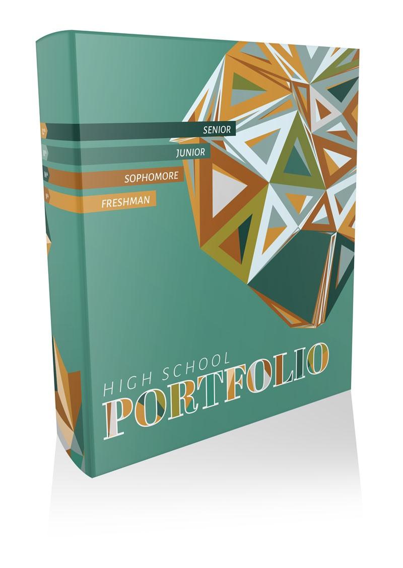 High School Portfolio Binder