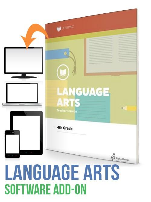 Language: AOP LIFEPAC Language Arts Grade 4