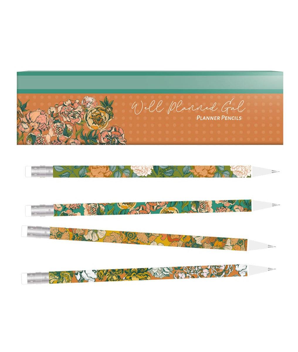 Floral Mechanical Pencils