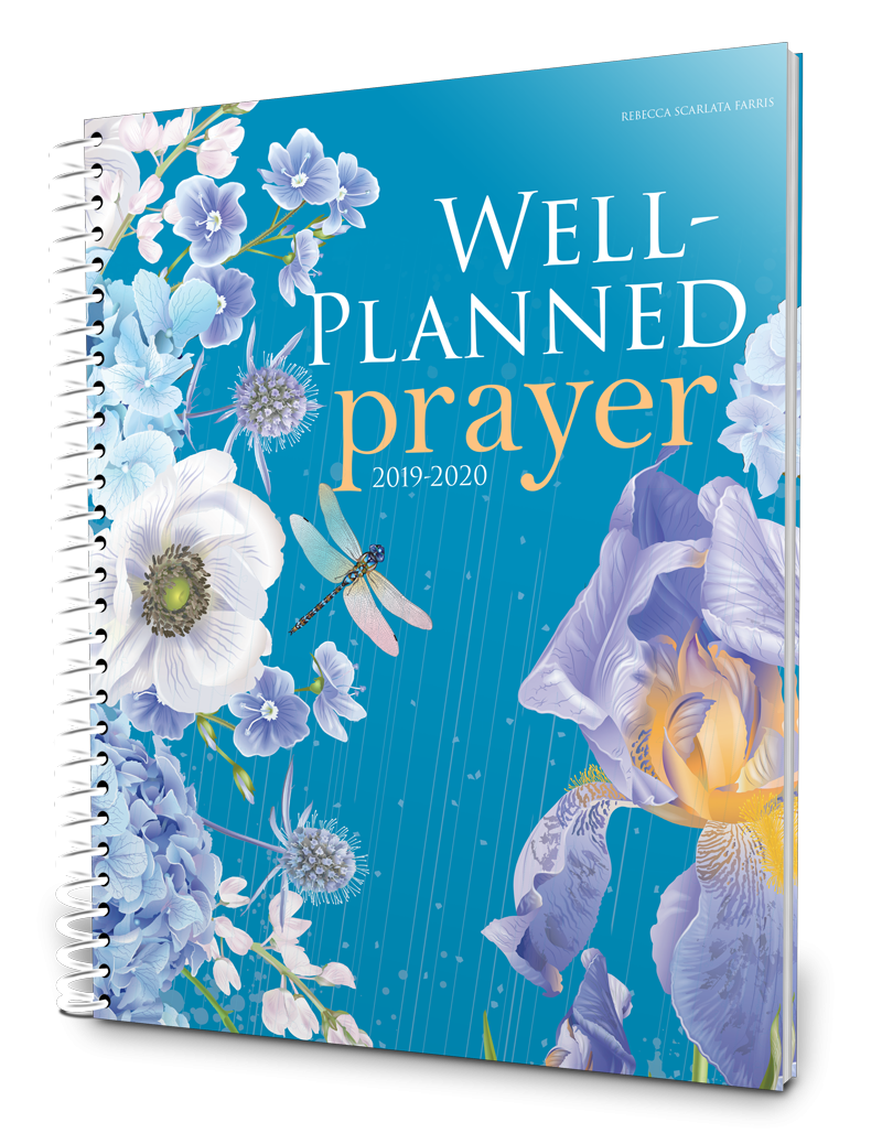 2019-2020 Well Planned Prayer