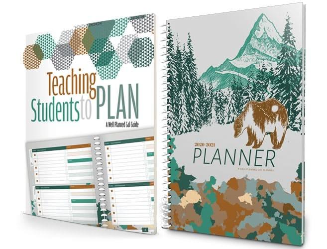 2020-2021 Student Planner - Wilderness
