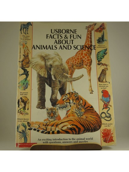 Usborne Facts & Fun About Animals and Science