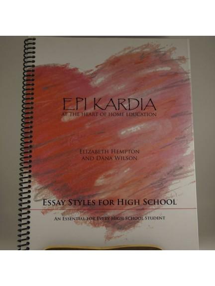 Epi Kardia: Essay Styles for High School