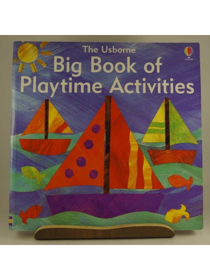 The Usborne Big Book of Playtime Activities