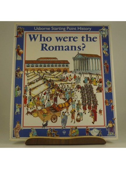 Usborne Starting Point History: Who Were the Romans?