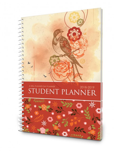 2018-2019 Student - Floral