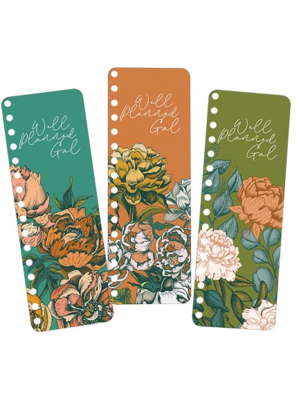 Snap-In Planner Bookmarks