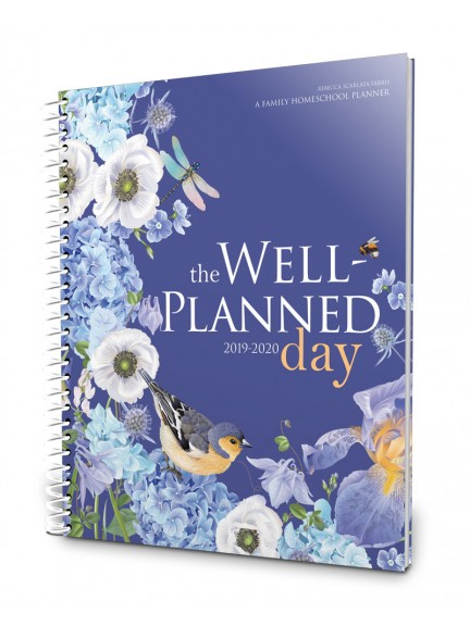 2019-2020 Homeschool Planner