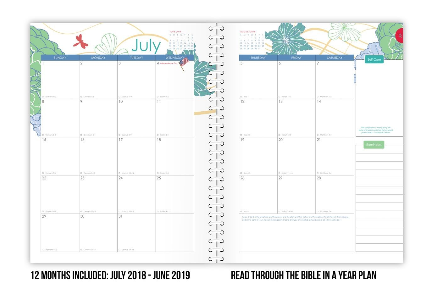 2018 2019 well planned day family homeschool planner